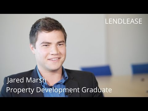 How to become a Property Development Graduate at Lendlease