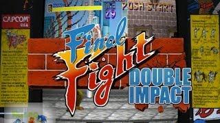 Final Fight Double Impact (Longplay) - Xbox 360