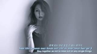 [Eng, Rom & Kor] BoA - Double Jack