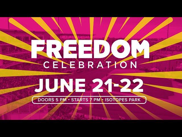 Freedom Celebration 2019