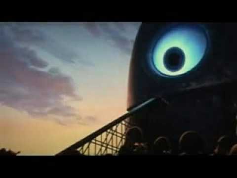monster vs aliens president full axel F song.