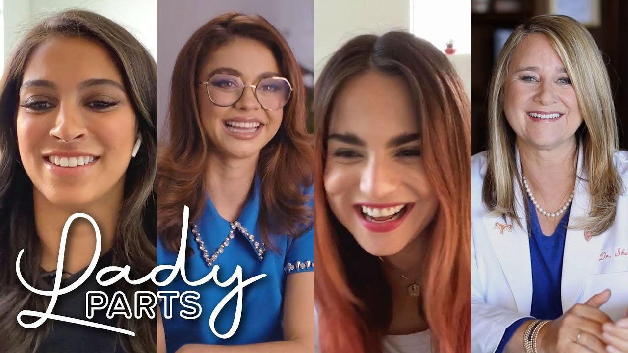 'Lady Parts' with Sarah Hyland: How to Find Your Erogenous Zones, with JoJo and Simmi Singh