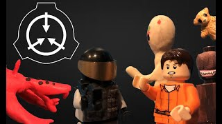 LEGO SCP – Containment Breach