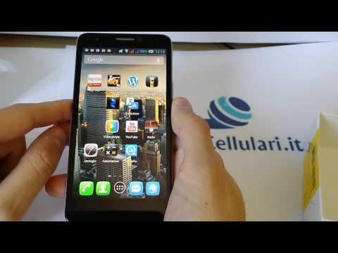 Alcatel One Touch Idol 6030D Dual Sim : L' Unboxing