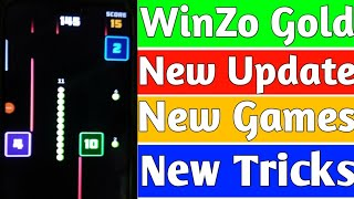 WinZo Gold New Update New Games New Tricks Part-2 | WinZo Gold New Games Update | TrickySK