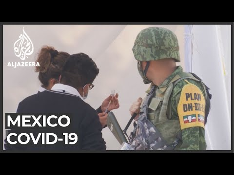 COVID-19: Mexico president under pressure over slow response
