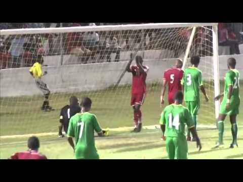 St Kitts Vs Dominica Highlights