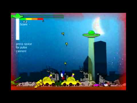 Тарелка разрушения 3 / Saucer Destruction 3 / www.allgames.cc