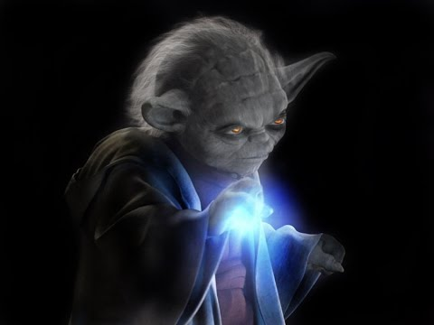 Feature Wall Wallpaper 3d Star Wars Episode 3 Darth Yoda Alternate Ending Youtube