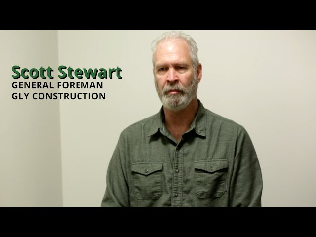 Scott Stewart - GLY - Foreman Basic Training Testimonial