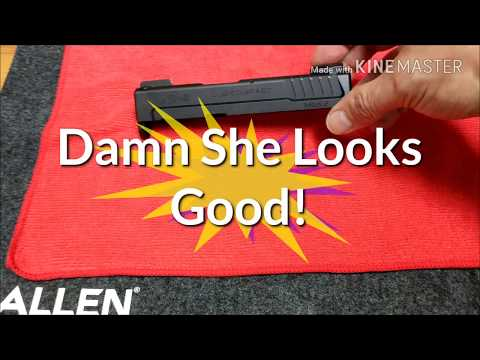 Springfield XD 9mm Mod.2 Subcompact Slide Clean & Lube Part 2