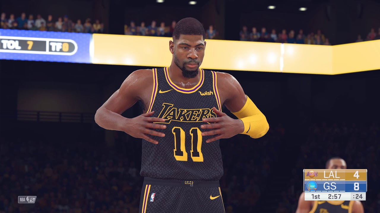e5a37e125cd5 NBA 2K19 Roster (PC)
