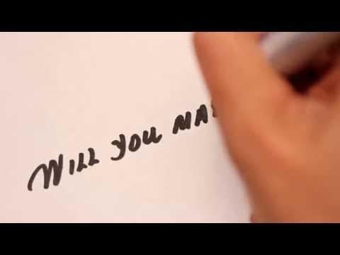 Andi Pratama & Novita marriage proposal [求婚影片]