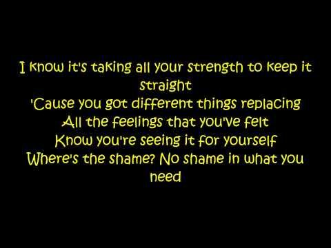 Zayn - Fingers (Lyrics On Screen)