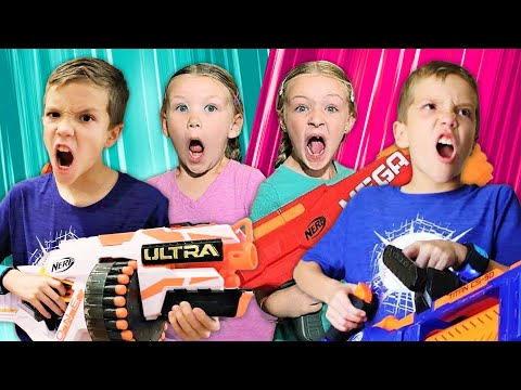 Nerf War : 2019 Rewind (Twin Toys)