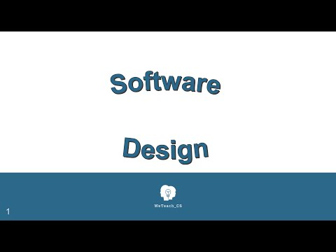 Software Design Strategies