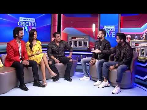 Download MS Dhoni asked Questions Salman Khan, Sunil Grover and Katrina