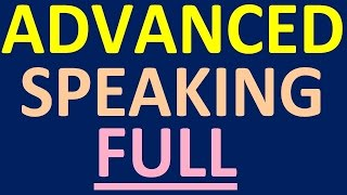 Скачать ADVANCED ENGLISH SPEAKING COURSE FULL VIDEO How To Learn English Speaking Easily For Conversation