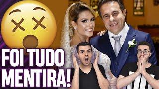 O CASAMENTO DA BECA MILANO E UMA SUPER FARSA! | Virou Festa