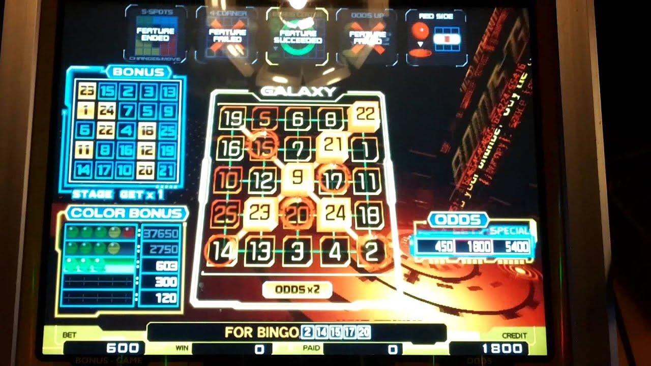Bingo Galaxy 2 Bonus Game (1) ...