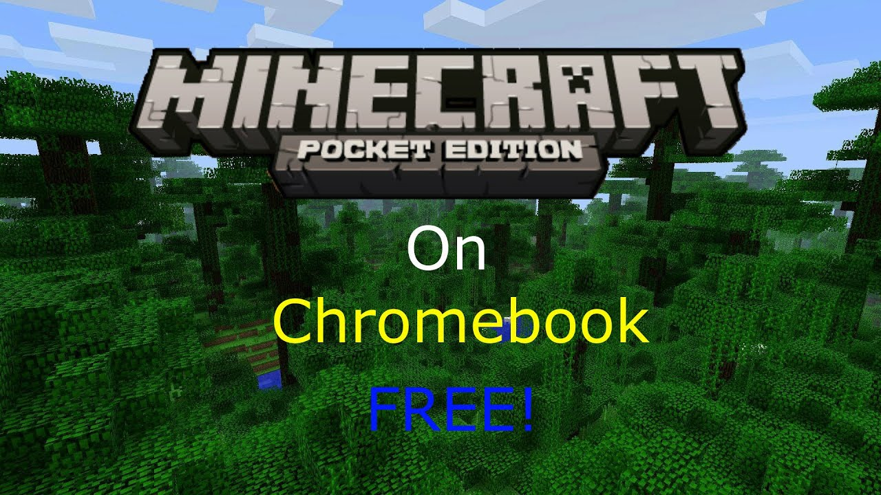 How To Download Minecraft Pe On Chromebook 100 Not