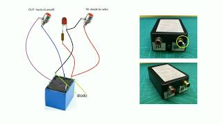 ic 7300 qsk relay quieting