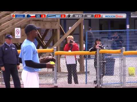 WBSC Czech Republic vs Botswana (7.11.17)
