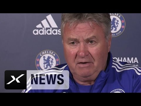 "Der FC Chelsea verpasst Europa! Guus Hiddink: ""Desaster"" 