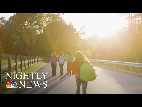 Mental Illness Larger Problem For Teens Than Drug & Alcohol Abuse, Study Shows | NBC Nightly News