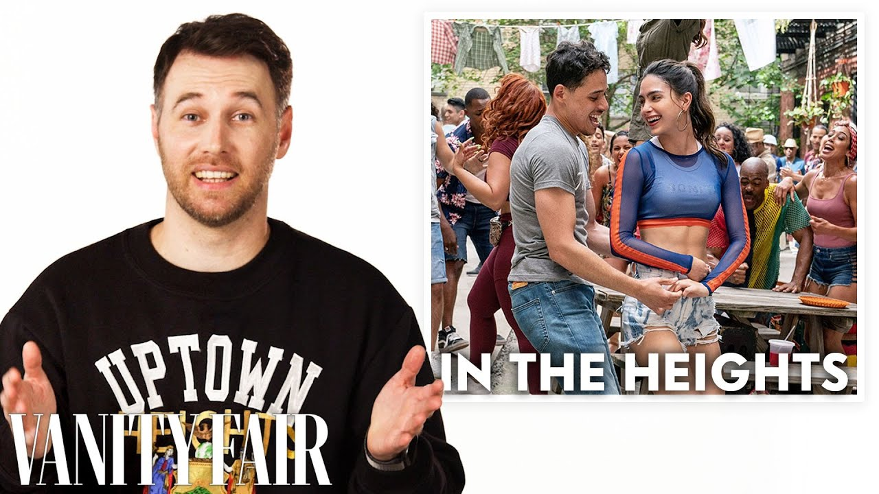 'In the Heights' Choreographer Breaks Down Dance Scenes from Movies