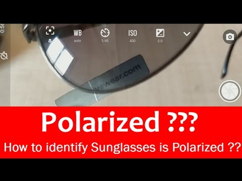 926d8b82af58 How to identify sunglasses is polarized   Polarized Sunglasses Test ...