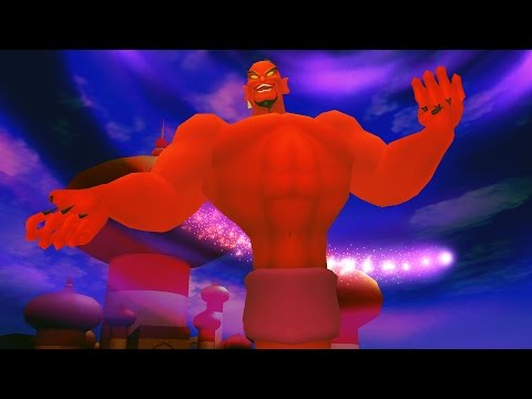 Kingdom Hearts 2: Jafar Boss Fight (PS3 1080p)