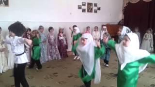 Детский сад №54. дагестанский танец
