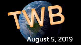 Tropical Weather Bulletin (Francisco, Lekima, Flossie + more) - August 5, 2019