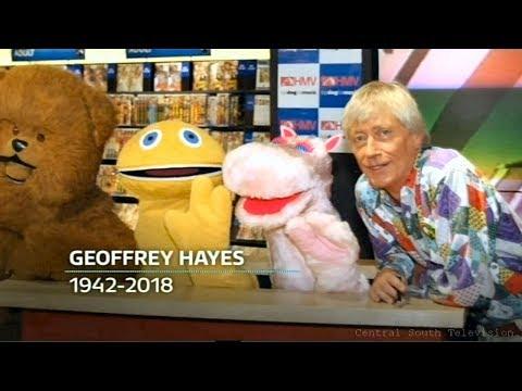 Rainbow host, Geoffrey Hayes has died - ITV News