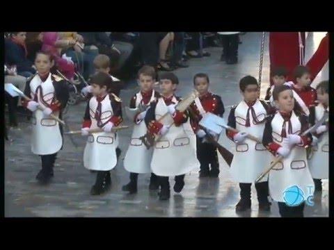 Procesión Domingo Ramos - Semana Santa Cartagena