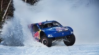 Red Bull Frozen Rush 2013 - Driving a 900-Horsepower truck on snow thumbnail