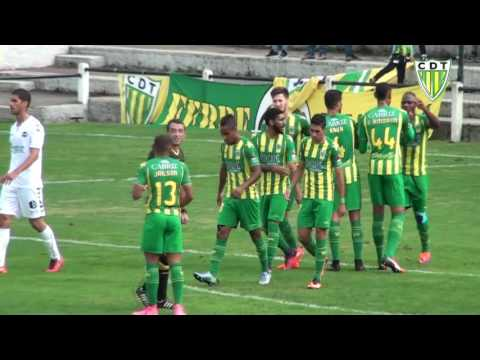 Golos (Sertanense 0-4 CD Tondela)