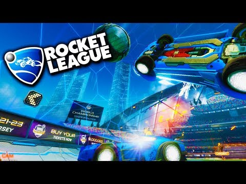 OCTANE LOSERS! - Rocket League with The Crew!