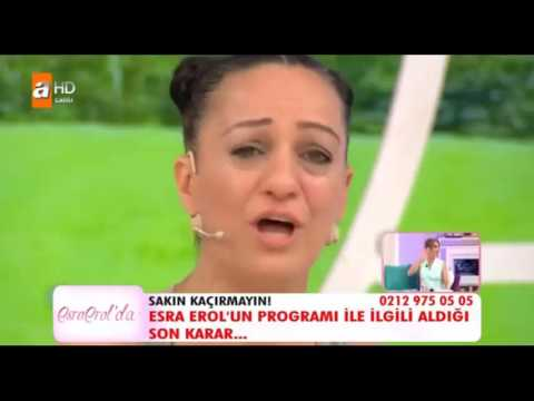 Ali Mete Ve Özlemin Aşkı Bitti Esra...