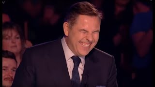 David Walliams comedy moments on Britain's Got Talent #1
