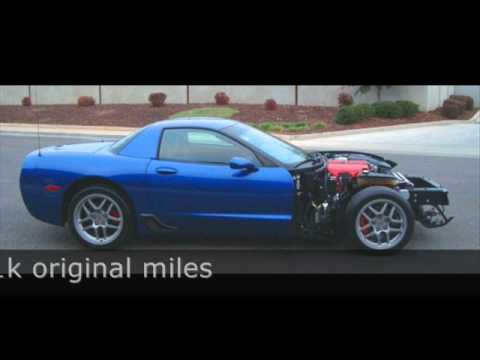 Salvage Cars  Salvage Corvettes for Sale  YouTube