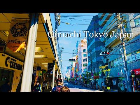 4K 60fps Tokyo