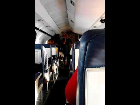 Sky Bahamas safety briefing out of exuma Bahamas