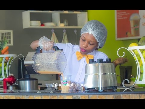 Natalia Mrembo na msomi aliyetumia Uzuri wake kuuza Juice mtaani kwa Mtaji wa Elfu Tano