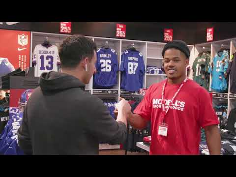 For the Love of Sports with Zach Harris - Young Kid Trolls Giants Wide Receiver