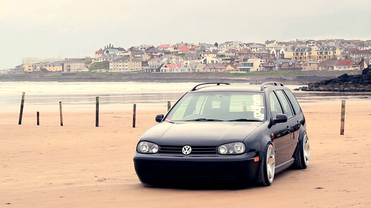 Aaron Sloane S Mk4 Golf Estate Youtube