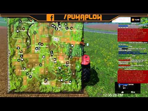 Twitch Stream: Farming Simulator 15 XBOX 360 05/25/15 Coin Hunting