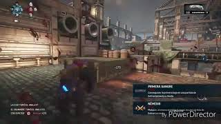 Escalation - Gears Of War 4