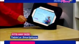 Video GoGo Pillow Commercial GoGo Pillow As Seen On TV Pillow For Your Tablet | As Seen On TV Blog download MP3, 3GP, MP4, WEBM, AVI, FLV Agustus 2018